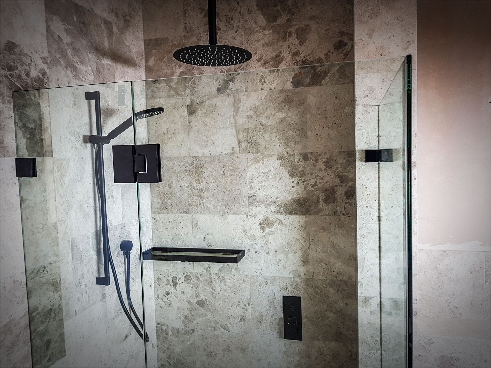 Frameless Shower Screens Installation in Parramatta, Arncliffe, & Ryde
